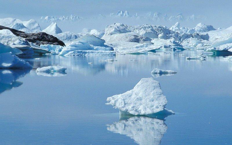 Isfjord, Ilulissat, West Greenland