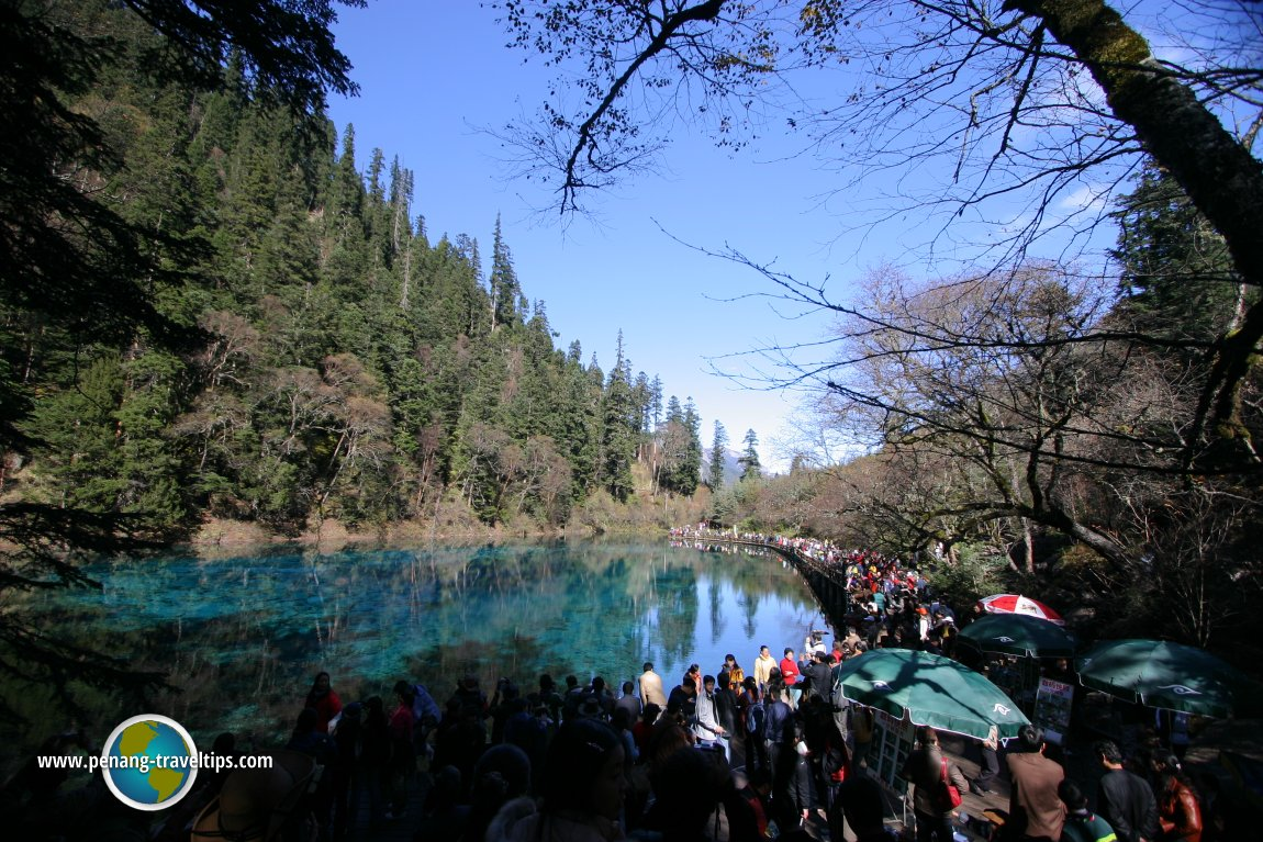 Five Colour Pond, Jiuzhaigou