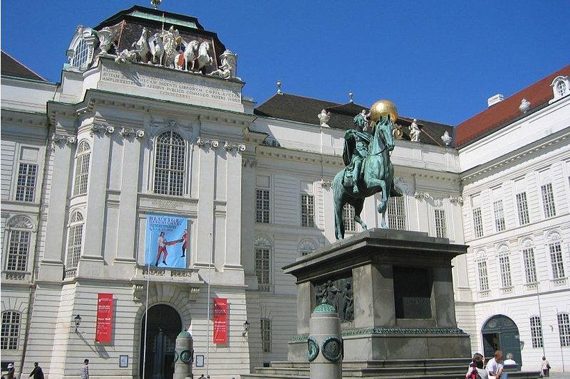 Josefsplatz, Vienna