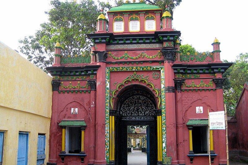 Kaliya Jue Temple, Dinajpur district, Bangladesh