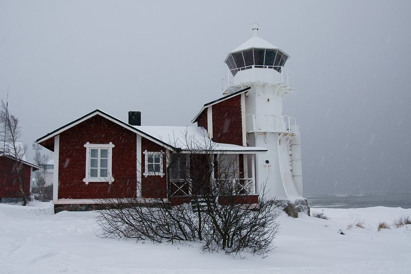 Kallo Lighthouse, Pori