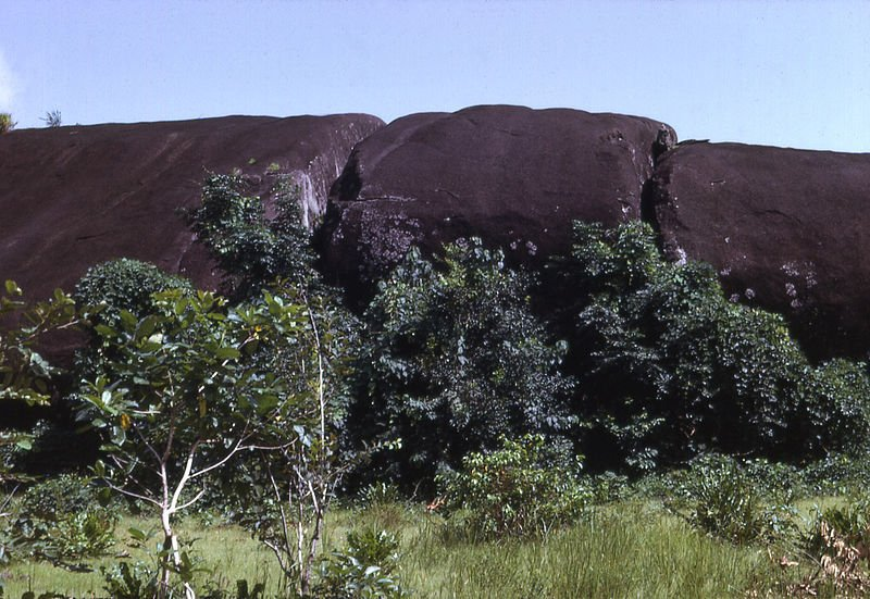 Kamabai Rock Shelter, Sierra Leone