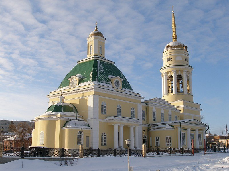 Kamensk Cathedral, Russia