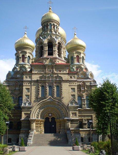 Karosta Orthodox Church, Liepaja, Latvia