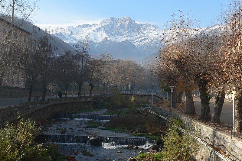 Khustup Mountain, Armenia