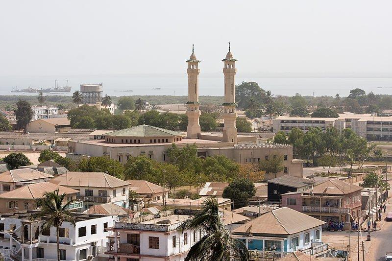 King Fahad Mosque, Banjul, Gambia