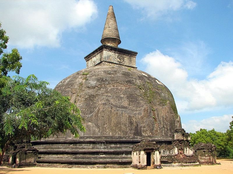 Kiri Vihara, Polonnaruwa
