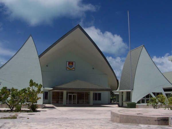 Kiribati Parliament House