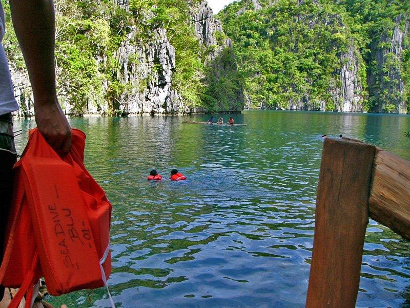 Lake Kayangan, Coron Island