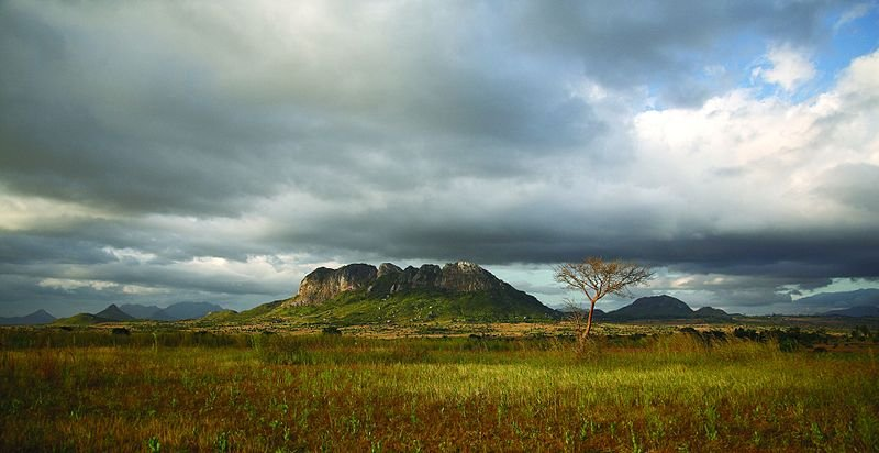 Landscape of Malawi