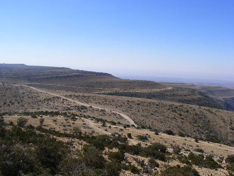 Landscape of Somalia