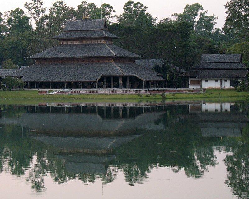 Mae Fah Luang Art & Cultural Centre, Chiang Rai