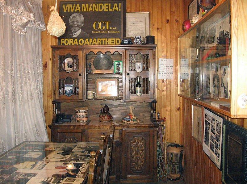 Mandela Family Museum, Soweto, Johannesburg