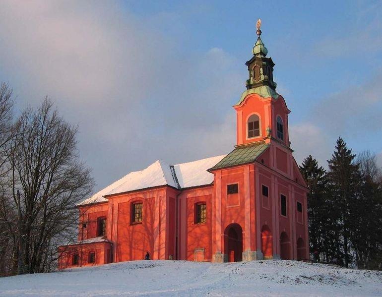 Maria Visitation Church, Ljubljana