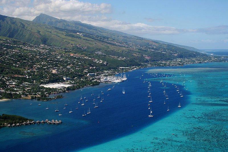 Marina Taina, Papeete, Tahiti