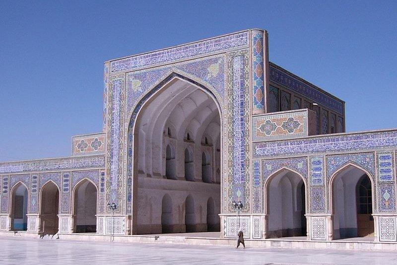Masjidi Jami in Herat, Afghanistan