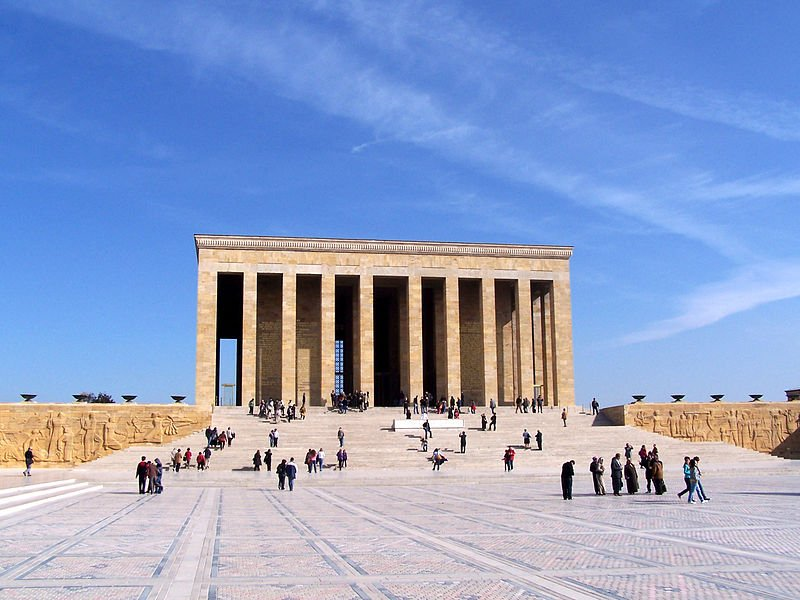 Mausoleum of Mustafa Kemal Atatürk