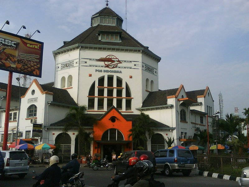 Medan Old Post Office