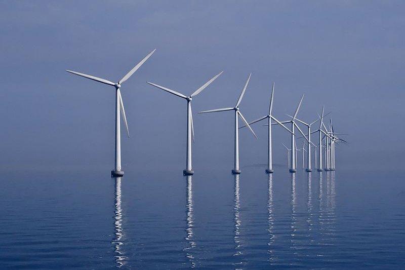 Middelgrunden offshore wind farm, Denmark