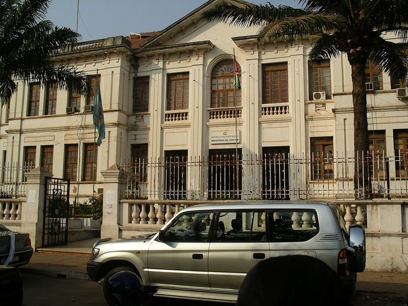 Ministry of Justice in Guinea-Bissau