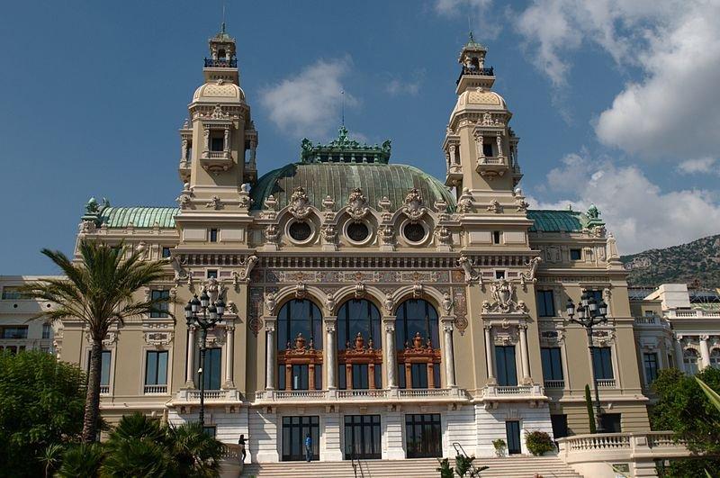 Monte Carlo Opera House