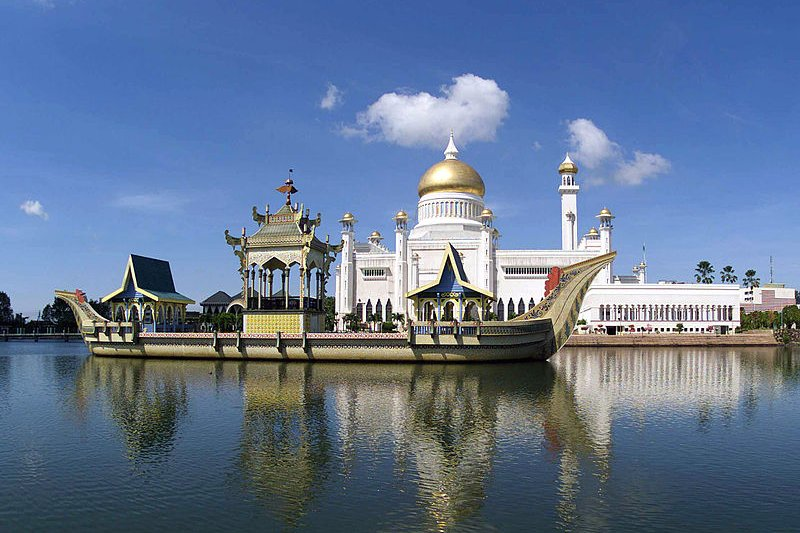 Mosque in Bandar Seri Begawan