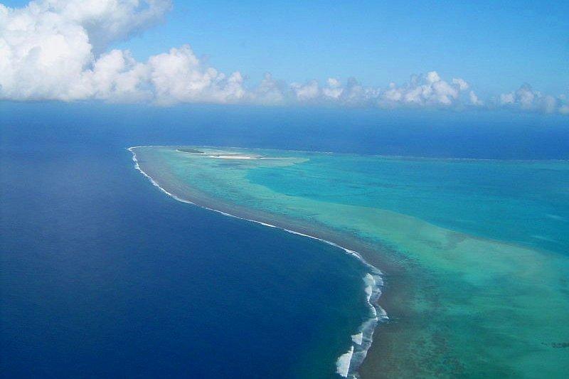 Motu Maina, Cook Islands