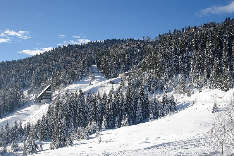 Mount Igman ski slopes