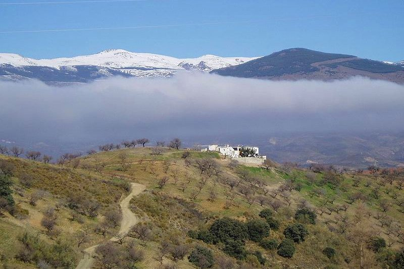 Mulhacén (highest mountain on the Iberia Peninsula), in Sierra Nevada, Andalusia