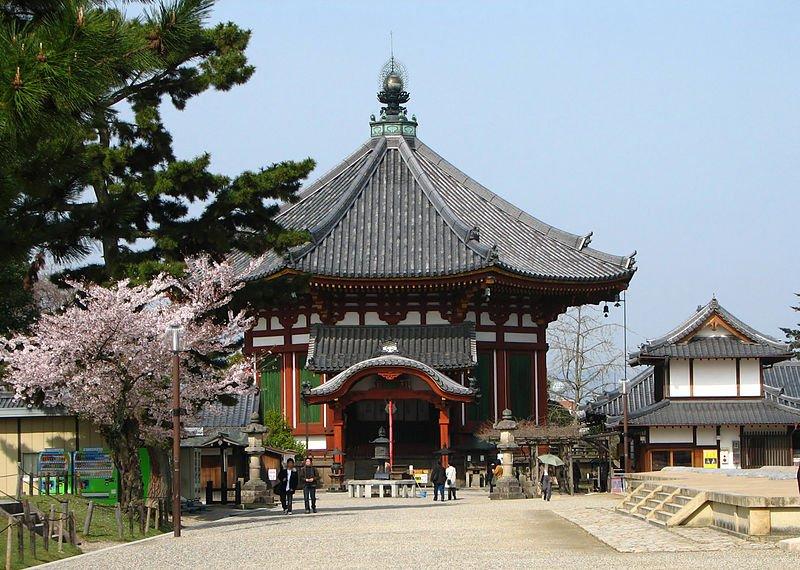 Nanendo Building, Kofuku-ji Temple, Nara