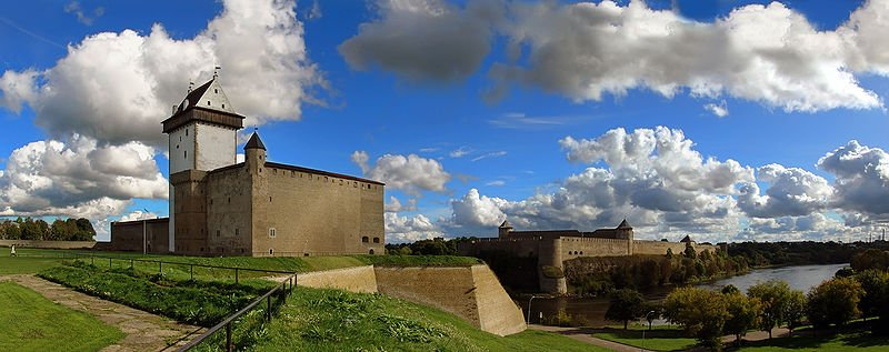 Narva Castle, Estonia