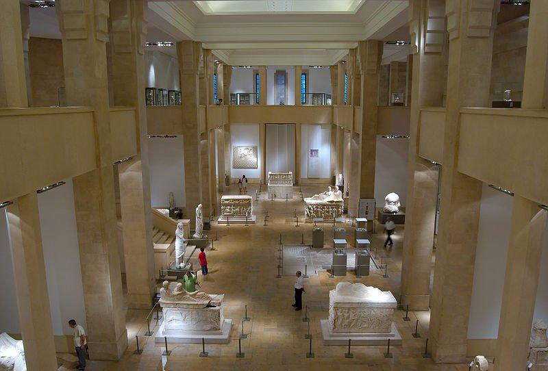 National Museum of Beirut, Lebanon