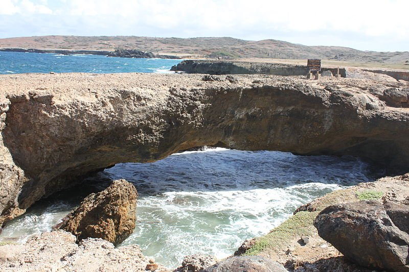 Natural Bridge, Aruba