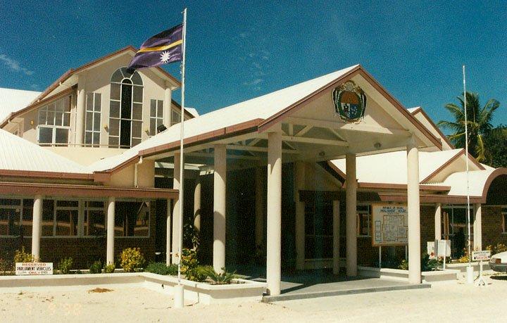 Nauru Parliament Building