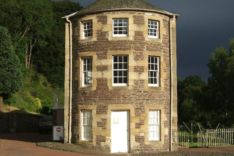 Counting House, New Lanark