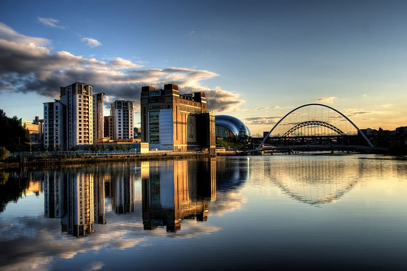 Newcastle upon Tyne, England