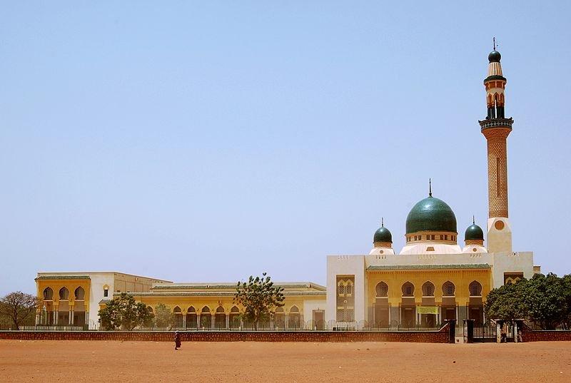 Niamey Grand Mosque, Niger