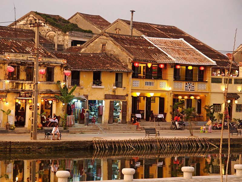 Old Quarter of Hoi An