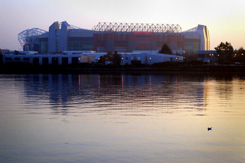 Old Trafford Football Stadium, Manchester