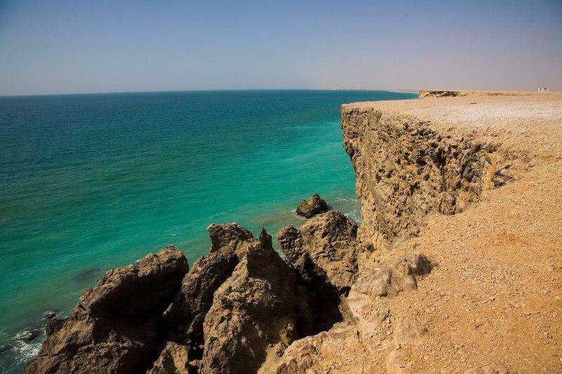 Oman east coast