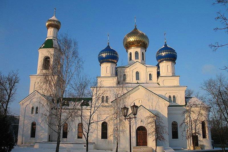 Orthodox church, Belarus