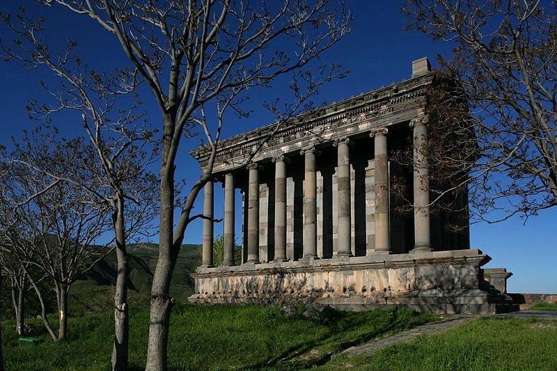 Greco-Roman temple, Armenia