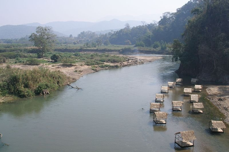 Pai River, Mae Hong Son