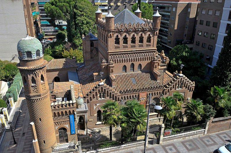 Palacio de Laredo in Alcalá de Henares, Spain