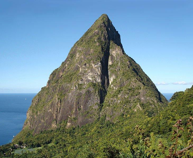 Petit Peton, Saint Lucia