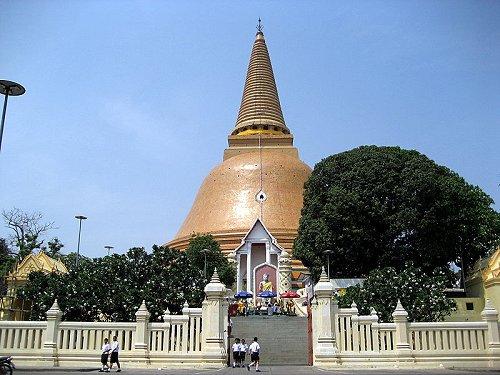 Phra Pathom Chedi, Nakhon Pathom