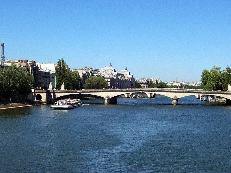 Pont Du Carrousel Paris