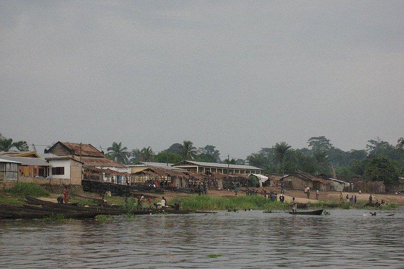 Port of Loukoléla