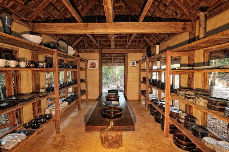 Pottery centre, Chiang Rai