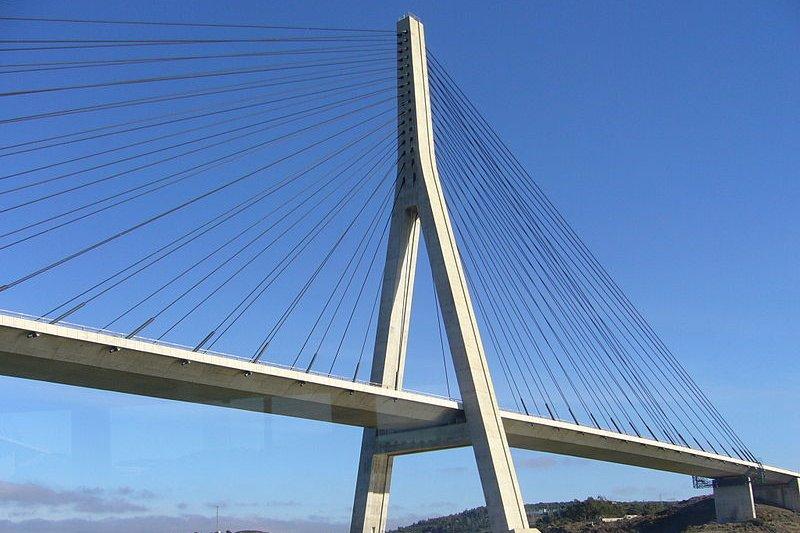 Puente Internacional del Guadiana, Andalusia